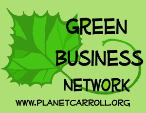 In 2013, Byrdcall Studio was awarded a level II membership in the Green Business Network of Carroll County, Maryland