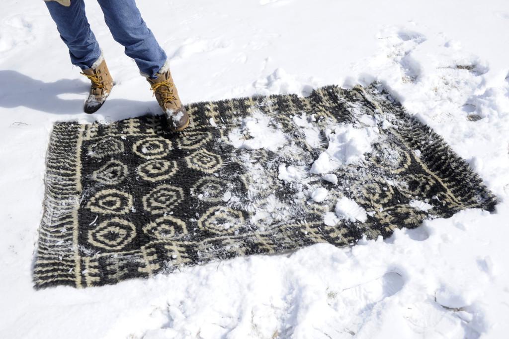 Rya in Snow1