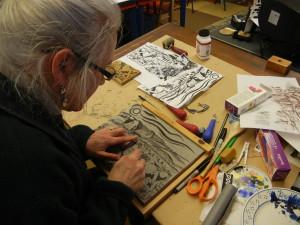 Carving James Ranch lino 023