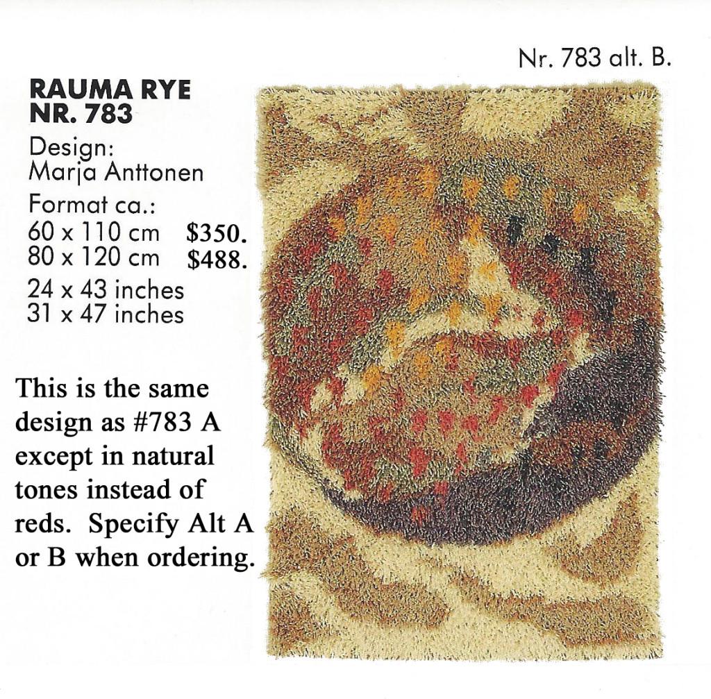 """Choice of two sizes: 60 x 110 cm (24"""" x 43"""") $350. 80 x 120 cm (31"""" x 47"""") $488."""