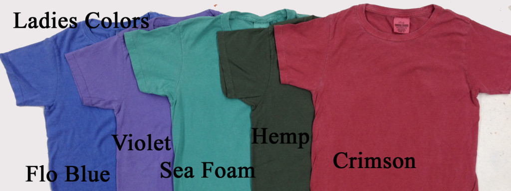 ladies shirt colors copy