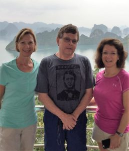 Frank Baylor shares Thoreau in Vietnam